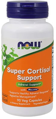 NOW Foods Super Cortisol Support (90 Caps)