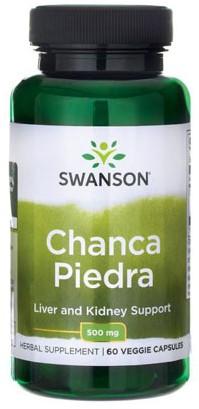 Swanson Chanca Piedra Phyllanthus Niruri 500MG (60 Caps)