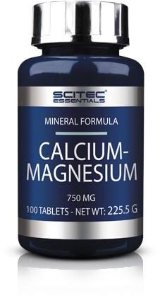 Scitec Calcium / Magnesium (100 tabs)