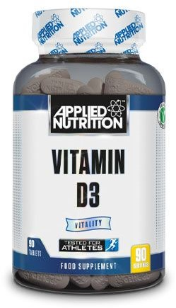 Applied Nutrition Vitamin D3 (90 tabs)