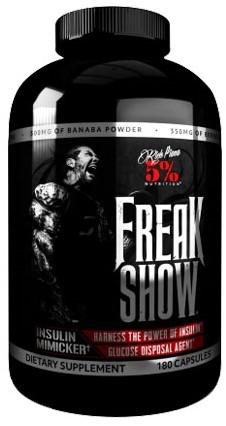 Freakshow (180 Caps)