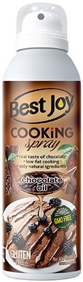 Best Joy Cooking Spray Chocolate Oil (250 ml)