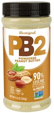 PB2 Powdered Peanutbutter Original (184 gr)