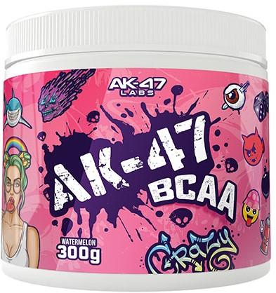 AK47 BCAA Watermelon (300 gr)