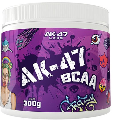 AK47 BCAA Grape (300 gr)