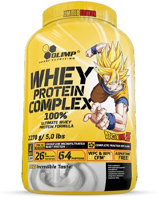 Whey Protein Complex Vanilla (2270 gr)