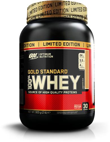 Gold Standard 100% Whey Cinnamon Bun (908 gr)