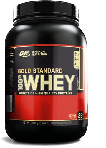 Gold Standard 100% Whey Extreme Milk Chocolate (908 gr)