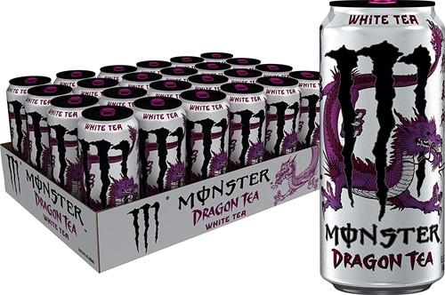 Monster Energy Dragon Tea White Dragon (24 x 458 ml)
