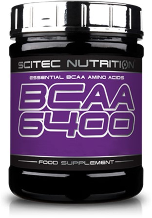 Scitec BCAA 6400 (125 tabs)