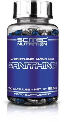 Scitec Ornithine (100 caps)
