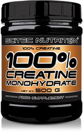 Scitec 100% Creatine Monohydrate (500 gr)