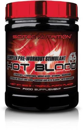 Scitec Hot Blood 3.0 Orange Maracuja (300 gr )