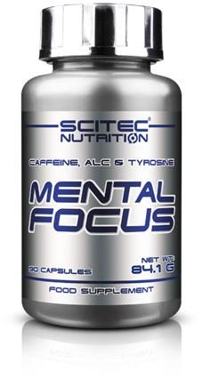 Scitec Mental Focus (90 caps)