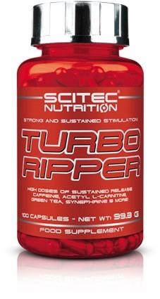 Scitec Turbo Ripper (100 caps)