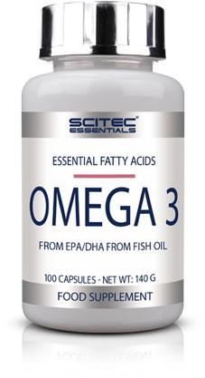 Scitec Omega-3 (100 caps)