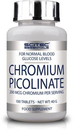 Scitec Chromium Picolinate (100 tabs)