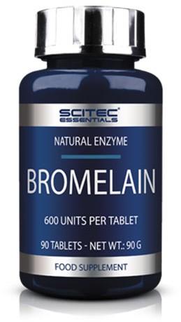 Scitec Bromelain (90 tabs)