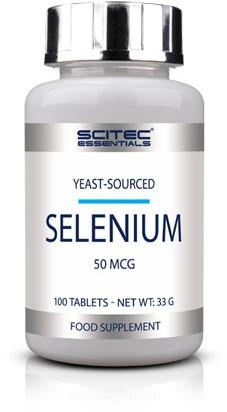 Scitec Selenium (100 tabs)