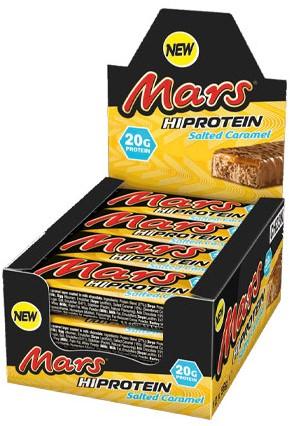 Mars HiProtein bar Salted Caramel