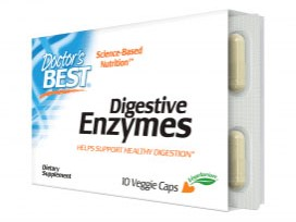 Digestive Enzymes (10 caps)