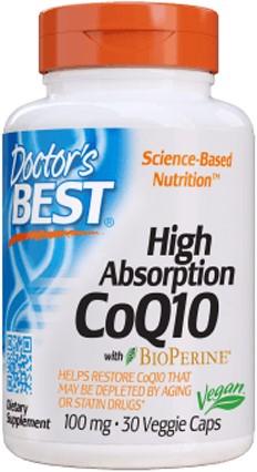 CoQ10 100mg (30  caps)