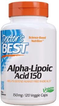 Alpha-Lipoic Acid 150mg (120 caps)
