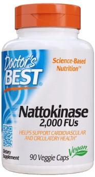 Nattokinase 2,000FU (90 caps)