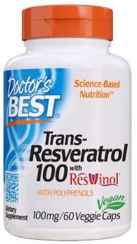 TransResveratrol & Resvinol25 (60 caps)