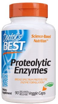 Proteolytic Enzymes (90 caps)