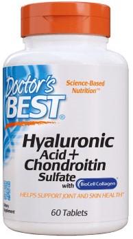 Hyaluronic Acid w/Chrondroitin (60 tabs)