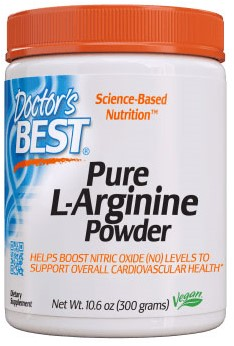 Pure L-Arginine Powder (300 gr)