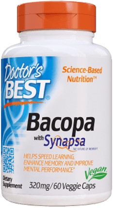 Bacopa 320mg (60 caps)