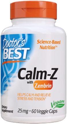 Calm 25mg (60 caps)