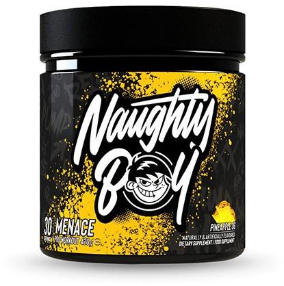 Naughty Boy Menace Pre-workout Pineapple OG (435 gr)