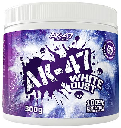 AK47 White Dust Unflavored (300 gr)