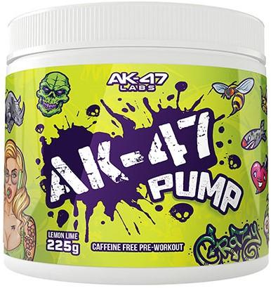 AK47 Pump Lemon Lime (225 gr)