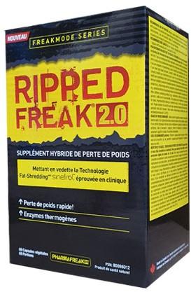 PharmaFreak Ripped Freak 2.0 (60 caps)
