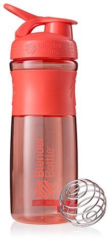 BlenderBottle Sportmixer Coral (820 ml)