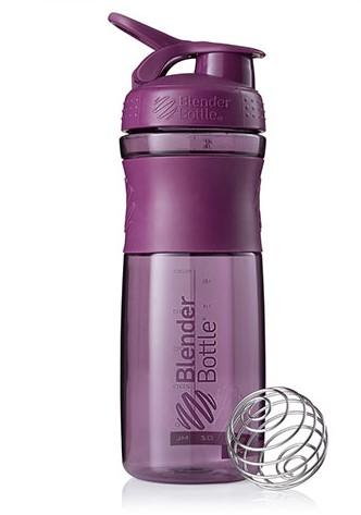 BlenderBottle Sportmixer Plum (820 ml)