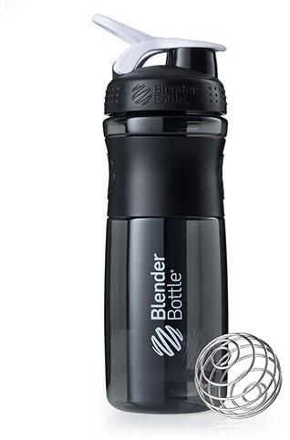 BlenderBottle Sportmixer Black/Black (820 ml)