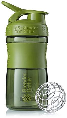 BlenderBottle Sportmixer Moss Green (590 ml)