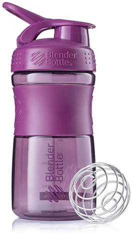 BlenderBottle Sportmixer Plum (590 ml)
