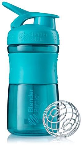BlenderBottle Sportmixer Teal (590 ml)