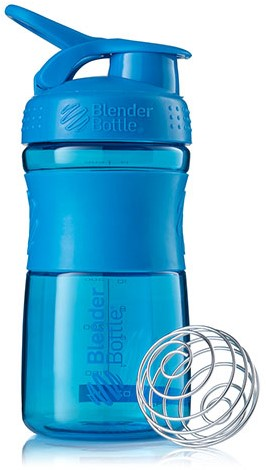 BlenderBottle Sportmixer Cyan (590 ml)