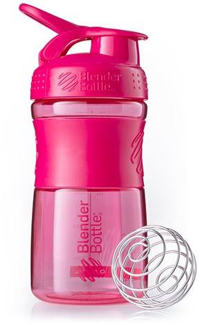 BlenderBottle Sportmixer Pink (590 ml)