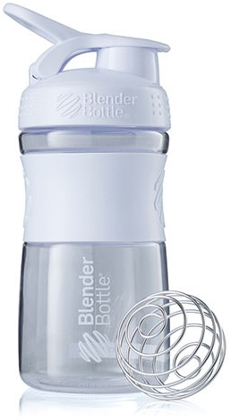 BlenderBottle Sportmixer White (590 ml)