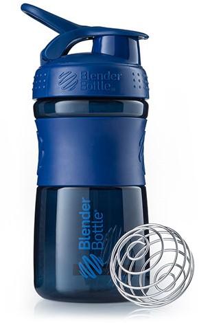 BlenderBottle Sportmixer Navy Blue (590 ml)