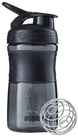 BlenderBottle Sportmixer Black/Black (590 ml)