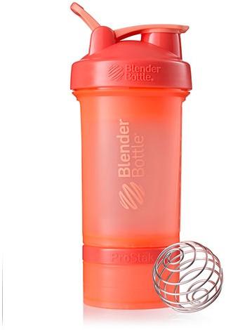 BlenderBottle Prostak Coral (450 ml)
